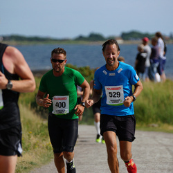 Varbergsloppet - Anders Hinn (400), Magnus Larsson (529)