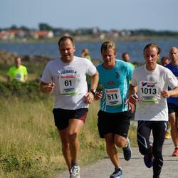Varbergsloppet - Fredrik Fors (61), Alexandra Magneby (1013)