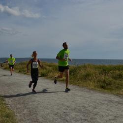 Varbergsloppet - Tobias Jansson (798), Anna Bolin (1002)