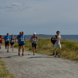 Varbergsloppet - Bernt Karlsson (1095), Cecilia Thorsson (1257)