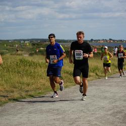 Varbergsloppet - Anders Post (477), Anders Skoglund (880)