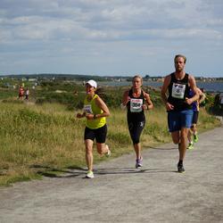 Varbergsloppet - David Johansson (8), Eva Stenberg (364)