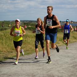 Varbergsloppet - David Johansson (8), Maria Olsson (124), Eva Stenberg (364)