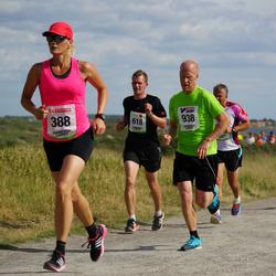 Varbergsloppet - Karin Rolofsson (388), Henrik Mårtensson (618), Simon Bladh (938)