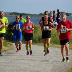 Varbergsloppet - Cristina Bengtsson (52), Jennie Andersson (53), David Hansson (86)