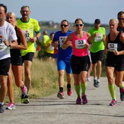 Varbergsloppet - Cristina Bengtsson (52), Jennie Andersson (53)