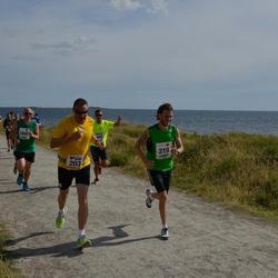 Varbergsloppet - Rikard Bremer (203), Alexander Giannini (219)