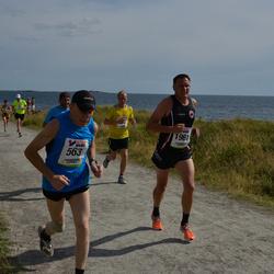Varbergsloppet - Conny Börjesson (563), Christian Arvidsson (1961)