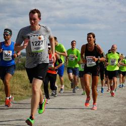 Varbergsloppet - Clausen Mikkel Thoudal (504), Pia Ekelund (736)