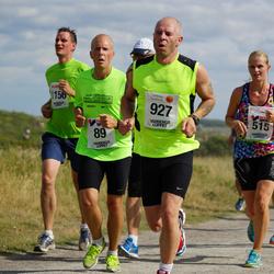 Varbergsloppet - Nina Andersson (515), Magnus Oskarsson (927)