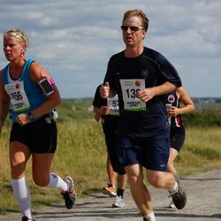 Varbergsloppet - Anders Gummesson (138), Evelina Enberg (456)