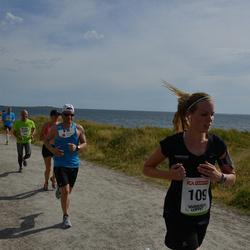Varbergsloppet - Nils Fredriksson (84), Sanna Bryngelsson (109)
