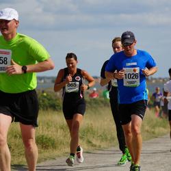 Varbergsloppet - Linda Broman (865), Jacob Dranvik (1026)