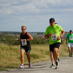 Varbergsloppet - Jessica Wilhelmsson (54), Albin Ålin (130)