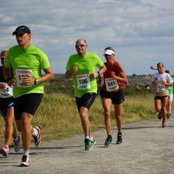 Varbergsloppet - Andreas Claesson (106), Marika Hacksell (841)