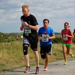 Varbergsloppet - Kalle Larsson (93), Sofie Modin (481)