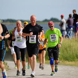 Varbergsloppet - Fredrik Palmén (98), Dick Jakobsson (803)