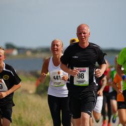 Varbergsloppet - Fredrik Palmén (98), Pia Gabrielsson (441), Dick Jakobsson (803)