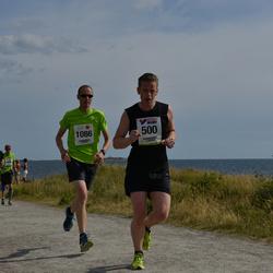 Varbergsloppet - Daniel Helgstedt (500), Kasper Nielsen (1086)