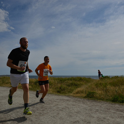 Varbergsloppet - Martin Norrström (423), Jenny Skoglund (1254)