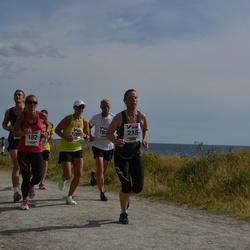 Varbergsloppet - Susanne Åkerberg (182), Marie Berggren (215)