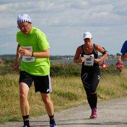 Varbergsloppet - Helena Frejd (60), Henrik Lundby (488)