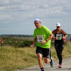Varbergsloppet - Helena Frejd (60), Gunnar Lidén (238)
