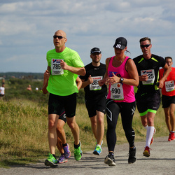 Varbergsloppet - Annica Jönsson (690), Martin Larsson (785)