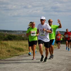 Varbergsloppet - Patrik Fritzson (779), Emma Lindroth (991)