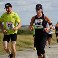 Varbergsloppet - Tommy Enarsson (937), Rebecca Johansson (1503)