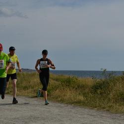 Varbergsloppet - Fabio Rondini (211), Rebecca Johansson (1503)