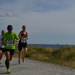Varbergsloppet - Sofie Söderblom (1309), Ellen Sepp (1340)