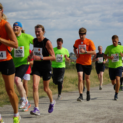 Varbergsloppet - Carin Börjesson (564), Evelyn Bons (728)