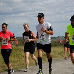 Varbergsloppet - Frank Guldfeldt (172), Paul Andersson (740), Caroline Casparson (819)