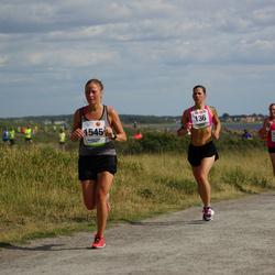 Varbergsloppet - Malin Eliasson (136), Amanda Kalén (1545)