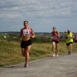 Varbergsloppet - Malin Eliasson (136), Ulrika Janerholt (357)