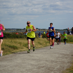 Varbergsloppet - Ulrika Janerholt (357), Benny Löfstrand (768)