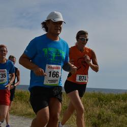 Varbergsloppet - Patrik Matsson (166), Fredrika Walters (874)