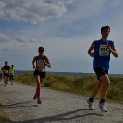 Varbergsloppet - Kristin Bogsjö (503), Markus Karlsson (577)