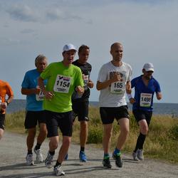 Varbergsloppet - Jonathan Bergström (165), Daniel Kvennefelt (1154), Jonas Bengtsson (1498)