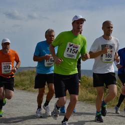 Varbergsloppet - Jonathan Bergström (165), Daniel Kvennefelt (1154)