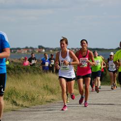 Varbergsloppet - Charlotta Eriksson (223), Peter Claesson (608)