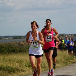 Varbergsloppet - Charlotta Eriksson (223), Li Larsson (1172)