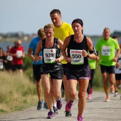 Varbergsloppet - Cornelia Blomberg (550), Ulrika Kobel (939)