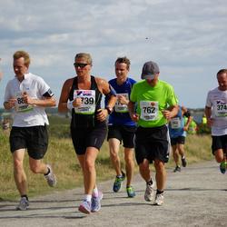 Varbergsloppet - Björn Andersson (374), Lars Kyllergård (762), Monika Botes (1739)