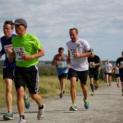 Varbergsloppet - Björn Andersson (374), Lars Kyllergård (762)
