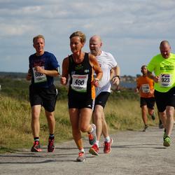 Varbergsloppet - Ann Svensson (490), Henrik Munthe (923)