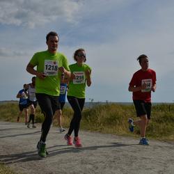 Varbergsloppet - Therese Christensen (1216), Mikkel Christensen (1218)
