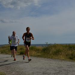 Varbergsloppet - Håkan Sjöstrand (212), Ann Svensson (490)