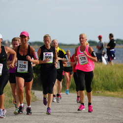 Varbergsloppet - Karin Johansson (178), Karolin Lingeskog (228), Lokhorst Malin Van (709), Lovisa Kajanus (908)